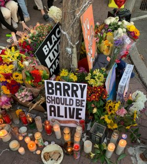 Bend Community Rallies to Celebrate the Life of Barry Washington